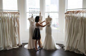 Какой выбрать свадебный салон?