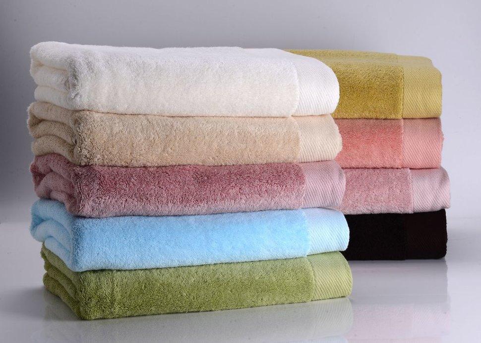 Выбираем банное полотенце