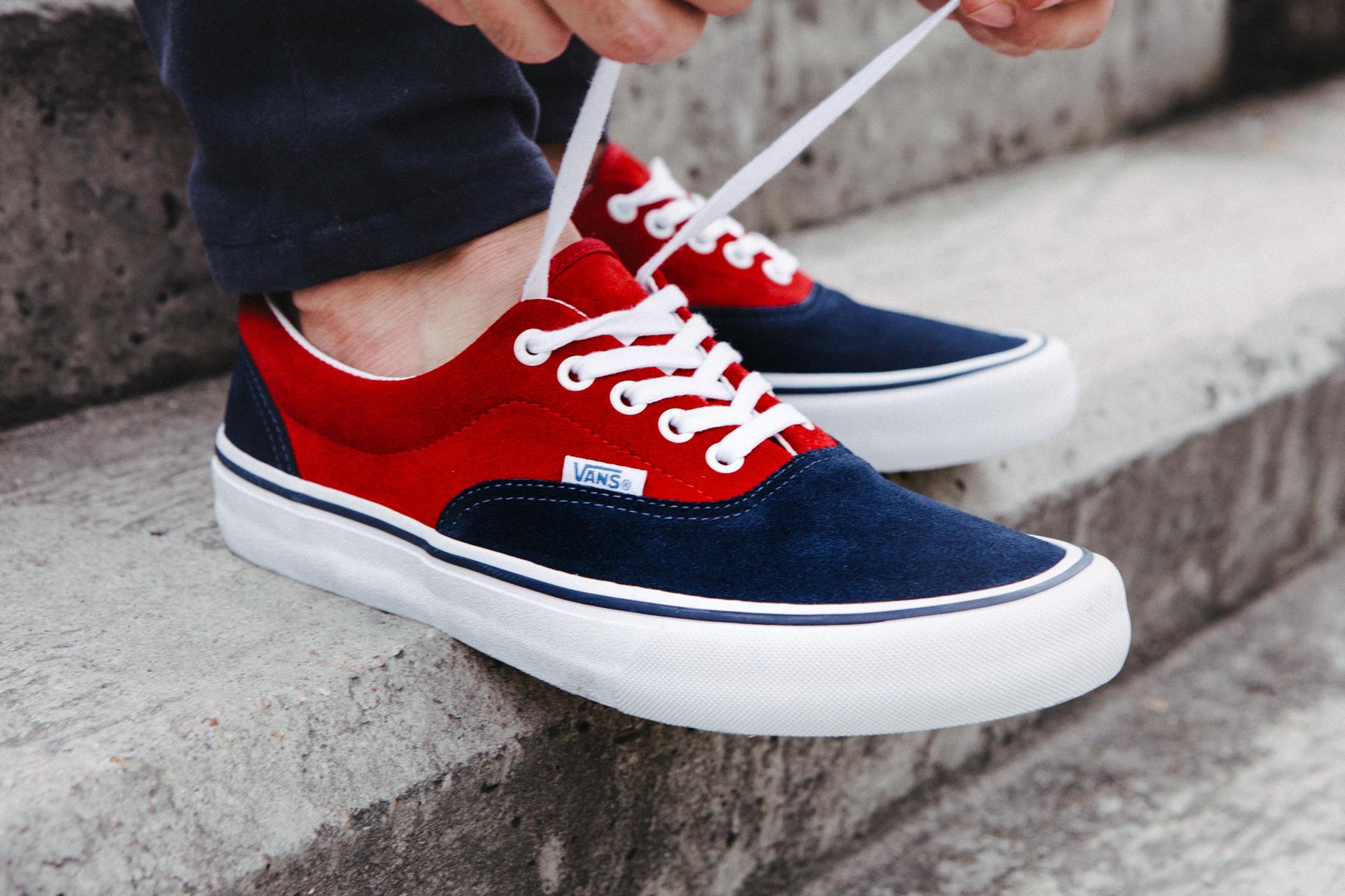 Причины популярности одежды и обуви Vans
