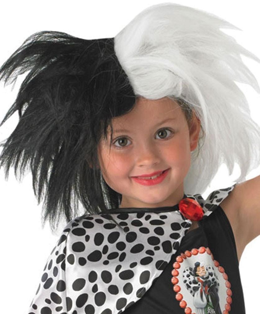 Как подобрать ребёнку парик?