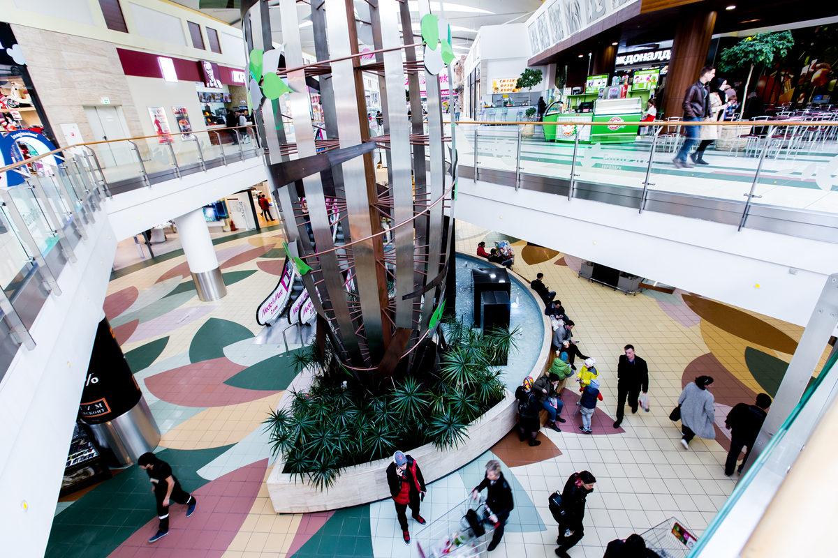 Когда лучше посещать торгово-развлекательный центр?