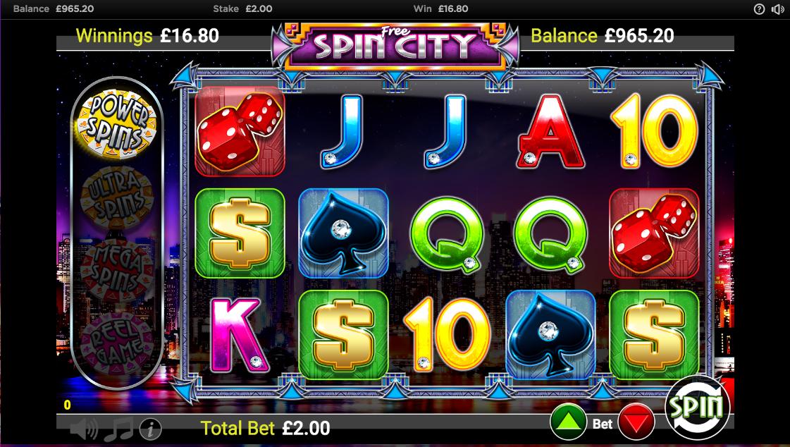 Что представляет собой Spin City casino?