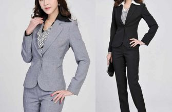 Выбираем женский деловой костюм