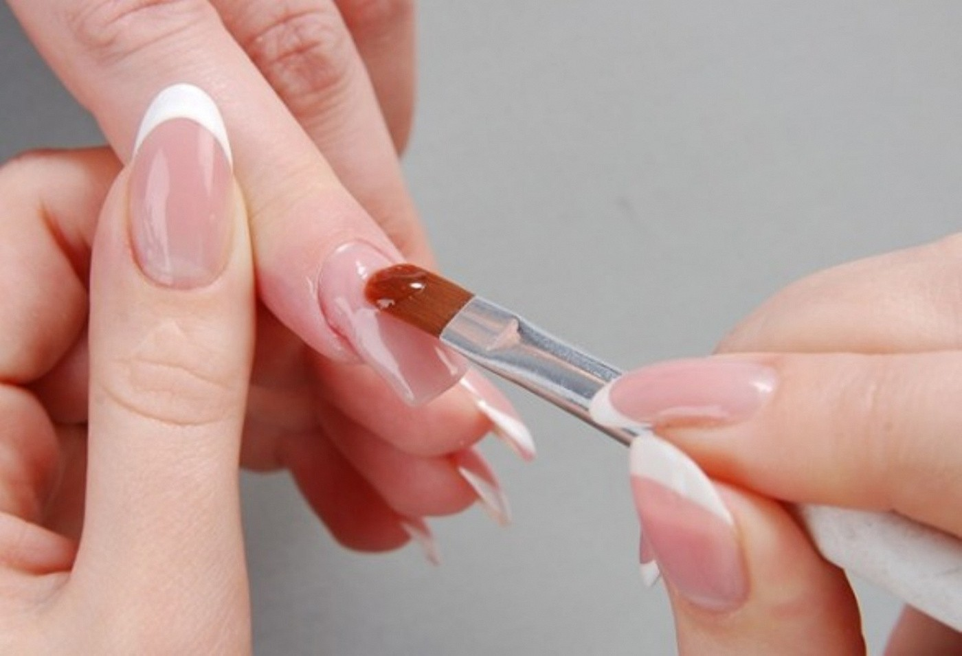 Правила коррекции ногтей