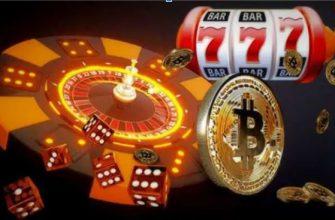 Игровые автоматы в виртуальных казино