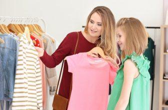 Главные правила выбора детской одежды