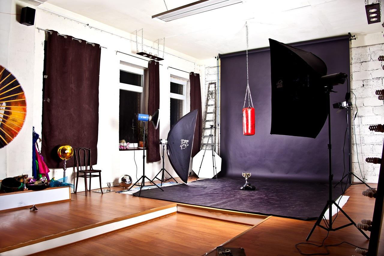 Как выбрать интерьерную фотостудию?