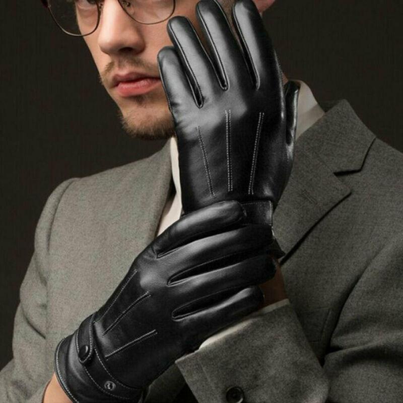 Мужские перчатки – стильное дополнение образаАпе