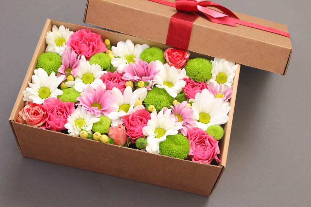 Какие цветы оформить с доставкой?