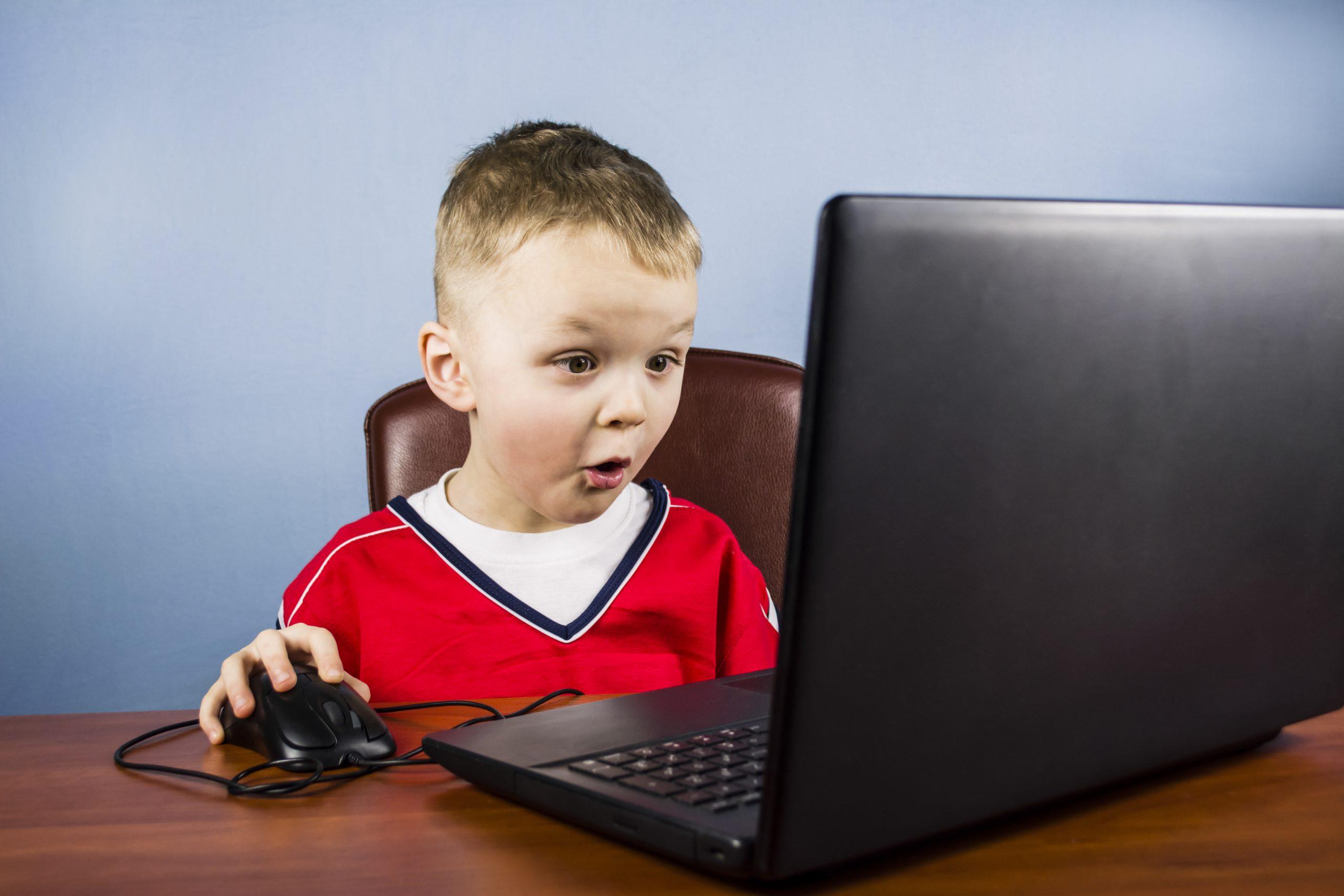 Игры онлайн для детей: весело и увлекательно