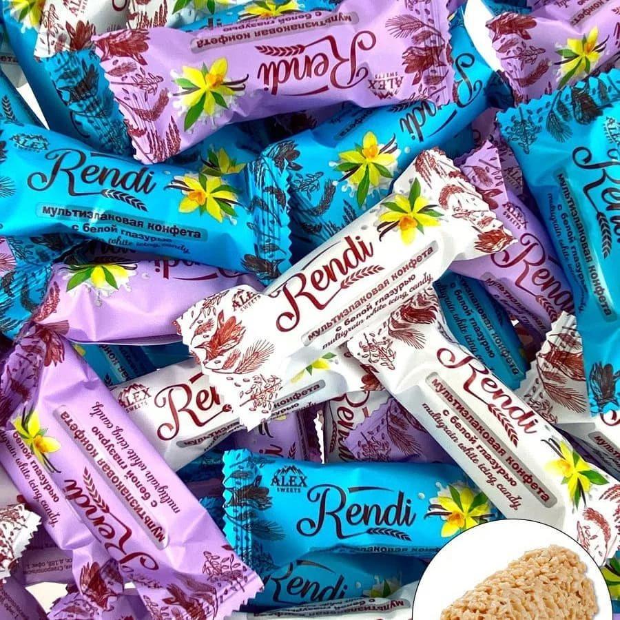 Что представляют собой мультизлаковые конфеты?