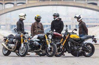 Выбор мотоцикла: на что обратить внимание?