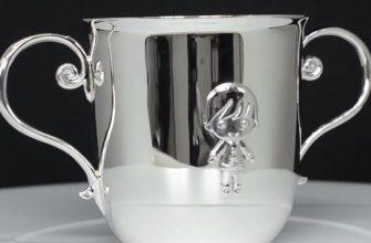 Какие выбрать серебряные кружки?