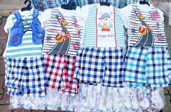 Детская одежда оптом: где купить?